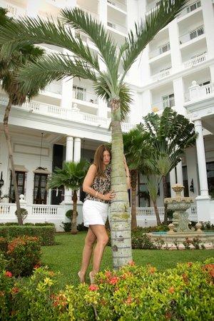 Hotel Riu Palace Las Americas: JARDINES