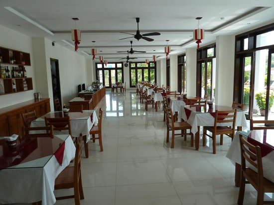 Sunshine Hotel Hoi An: Hotel Dining Room