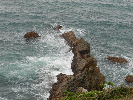 Luzui Villa: beachfront