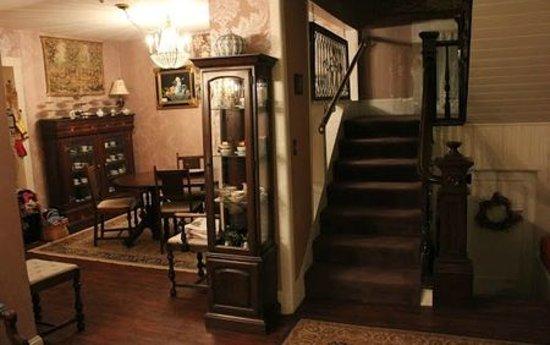 Inn Victoria : Hall