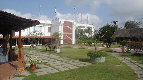 Chariot Beach Resort : Haupthaus