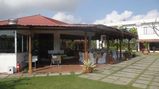 Chariot Beach Resort : Restaurant