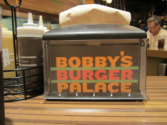 Bobby's Burger Palace - Mohegan Sun location