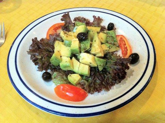 La Marseillaise: Avocado Salad