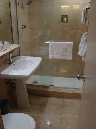 Miami International Airport Hotel: Bathroom