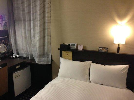 APA Hotel Tokyo Kudanshita: ベッド