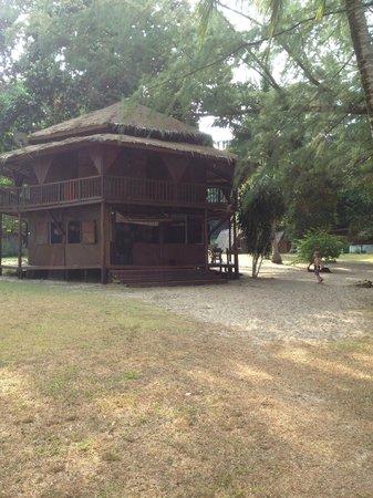 Sea Gypsy Village Resort & Dive Base: two story kids club.