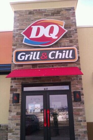 DQ Grill & Chill Restaurant