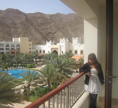 Shangri La Barr Al Jissah Resort & Spa - Al Bandar Hotel: view from room