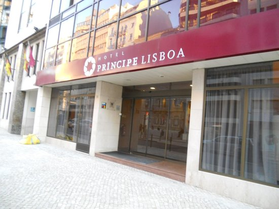 Hotel Principe Lisboa: hotel