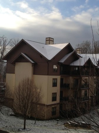 Wyndham Smoky Mountains: After Snow