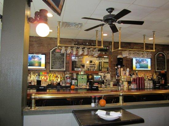 KKatie's Burger Bar : snapshot of the bar
