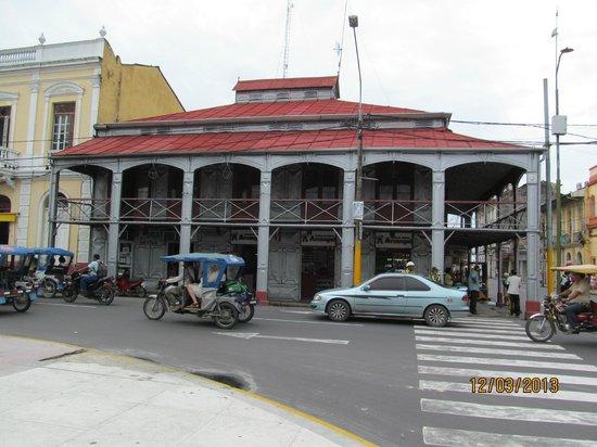 Casa de Fierro