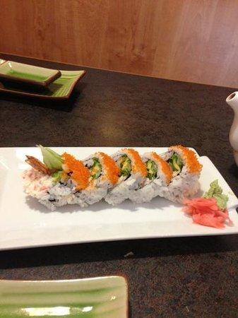 Fuji Japanese Restaurant: Fuji Rolles ... wow