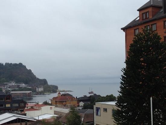 Hotel Boutique Ignacia Villoria: la vista desde el comedor