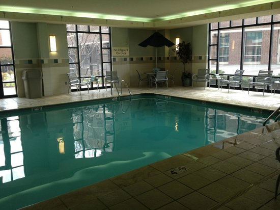 Courtyard Oklahoma City Downtown: Pool