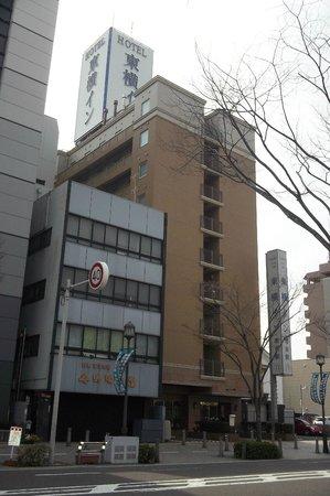 Toyoko Inn Sakaihigashi Eki: 外観