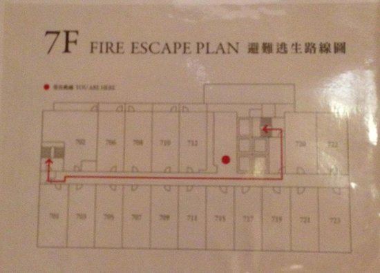 The Okura Prestige Taipei: Escape Plan
