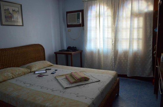 Eriko's house: room