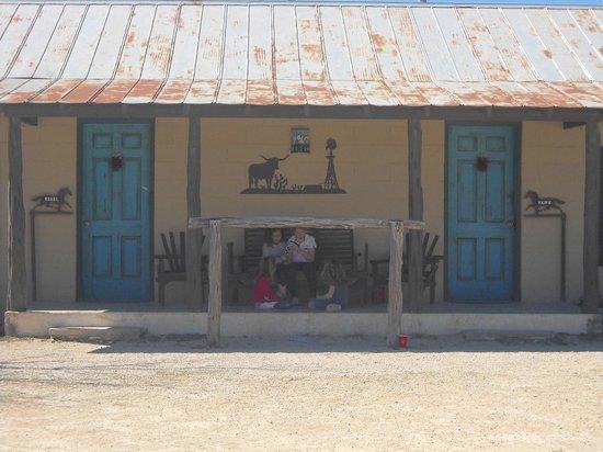 Dixie Dude Ranch: rudimentaire mais tellement vrai