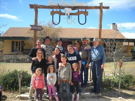 Dixie Dude Ranch: venez, vivez, profitez