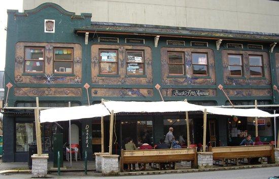 Darby S Cafe Olympia Washington