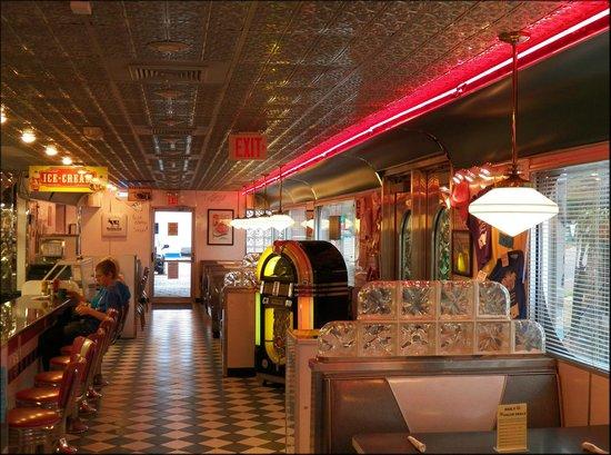 The Diner : Springs Diner