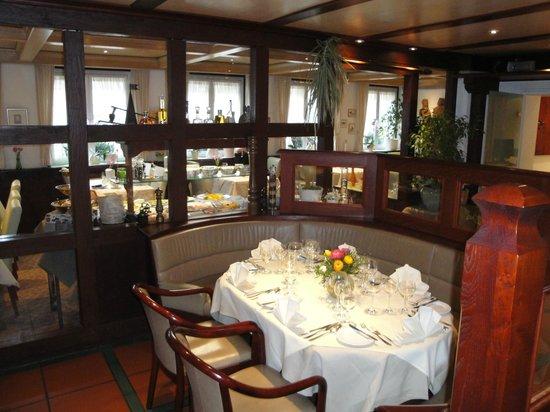 Waldshuter Hof: Restaurant