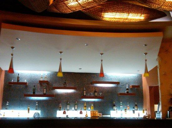 San Remigio Beach Club Hotel: Dining area