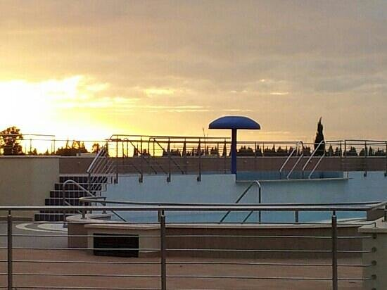 Salvapiano Holiday Ranch : tramonto