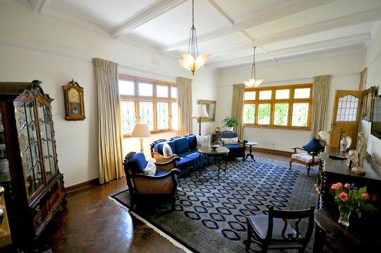 Villa Zeezicht: Living Room