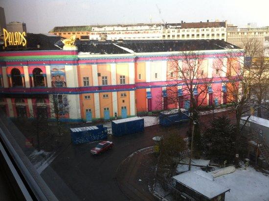 Ascot Hotel : Palads