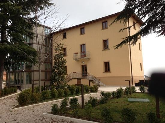 Etruria Resort & Natural Spa: The main buildind
