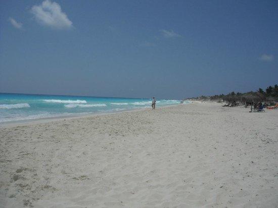 Villa Marinera: Playa Blanca