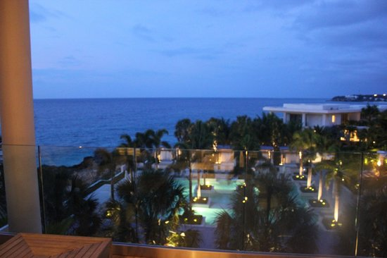 Viceroy Anguilla: Night time room view