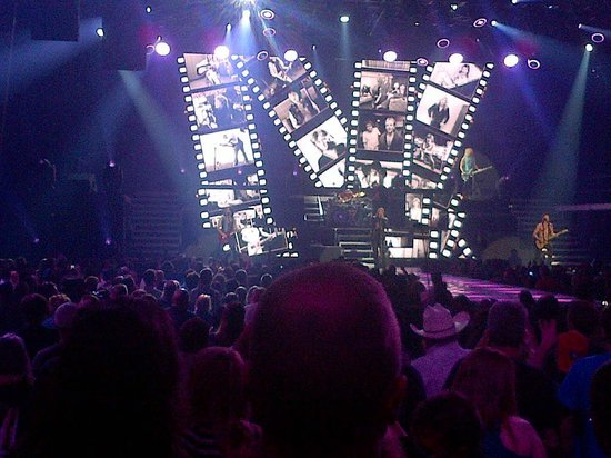 Hard Rock Hotel and Casino Las Vegas: Def Leppard at the Hard Rock venue - the Joint