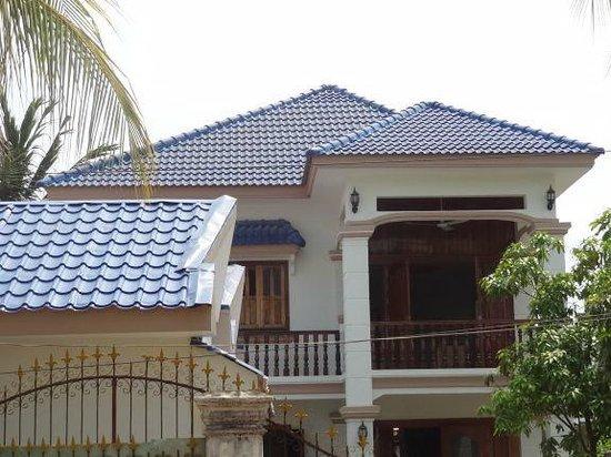 Sangker Villa: Villa colonial