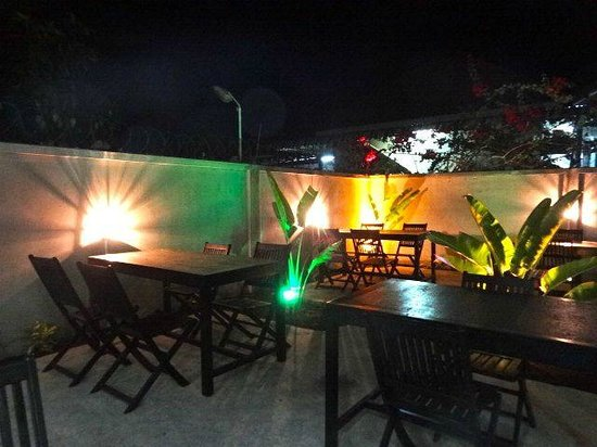 Sangker Villa: Garden Terrace