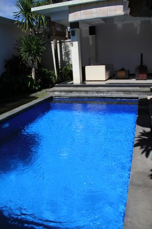 Grand La Villais Villa and Spa Seminyak: The great pool