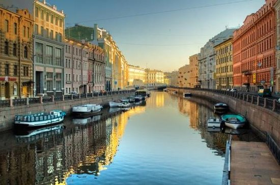 VisitRussia - St. Petersburg Day Tours