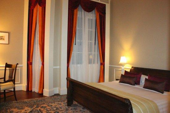 Raffles Hotel Le Royal: Angkor suite- bedroom