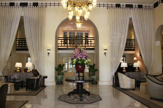 Raffles Hotel Le Royal: Foyer