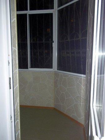 Gloria Hotel: Patio off of bedroom