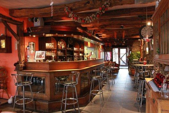 Le' Ti' Bou de refuge : Notre bar