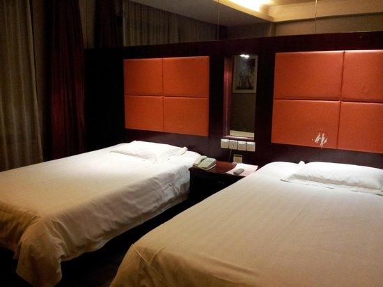 City Inn (Beijing Happy Valley): Nice queen sized beds