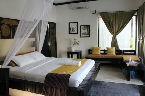 The Sanctuary Villa: Villa bedroom