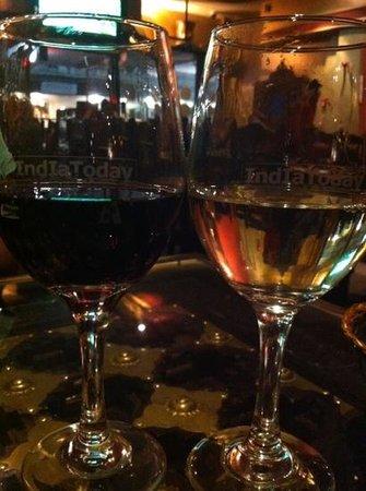 India Today Tandoor and Bistro: winos