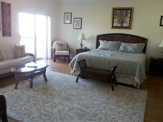 Inn at Camachee Harbor: Room 17 is pet friendly
