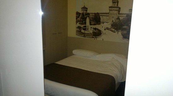 Hotel Portello - Gruppo Mini Hotel: Letto ad una piazza e mezzo