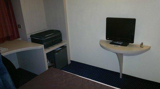 Hotel Portello - Gruppo Mini Hotel: Arredamento modesto...